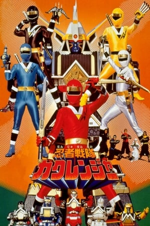 Image Ninja Sentai Kakuranger: The Movie