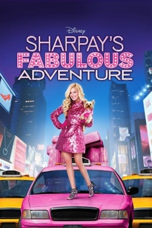 Poster Sharpay's Fabulous Adventure 2011