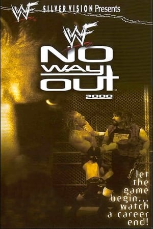 Image WWE No Way Out 2000