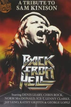 Image Back From Hell: A Tribute to Sam Kinison