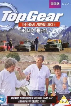 Image Top Gear: The India Special