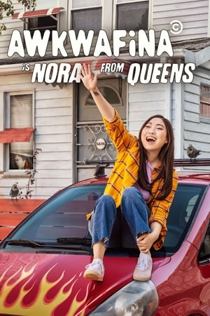Image Awkwafina is Nora From Queens