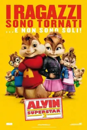 Image Alvin Superstar 2