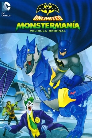 Image Batman Unlimited: Monstermania