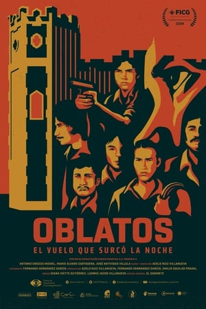 Oblatos, The Flight That Plowed the Night