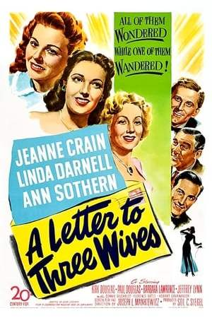 Image A Letter to Three Wives