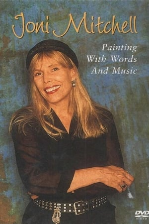 Image Joni Mitchell - Painting With Words & Music