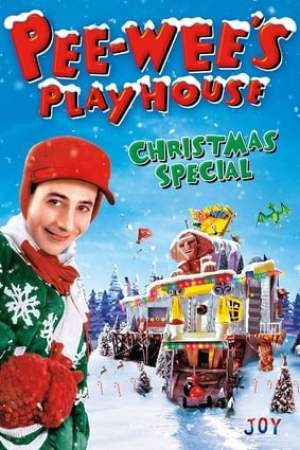 Image Christmas at Pee Wee's Playhouse