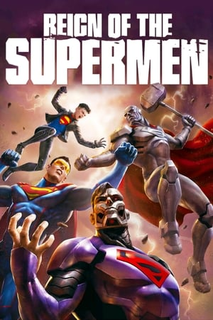 Poster Reign of the Supermen 2019