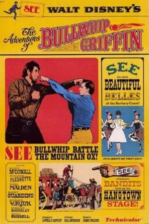 Image The Adventures of Bullwhip Griffin