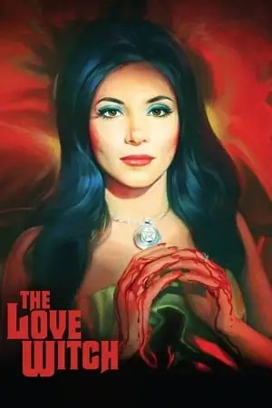 Poster The Love Witch 2016