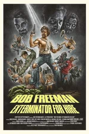 Image Bob Freeman: Exterminator For Hire