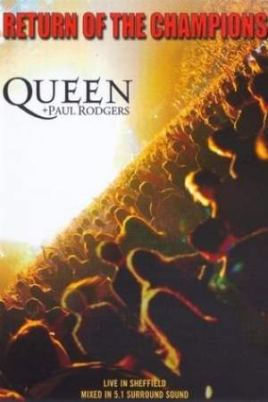 Image Queen + Paul Rodgers: Return of the Champions