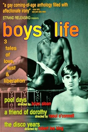 Image Boys Life: Three Stories of Love, Lust, and Liberation