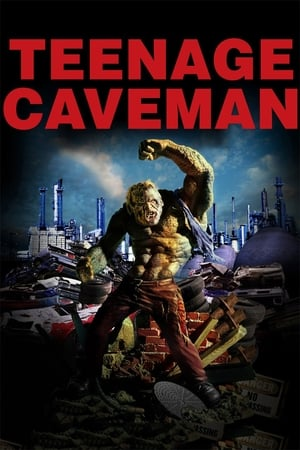 Poster Teenage Caveman 2002