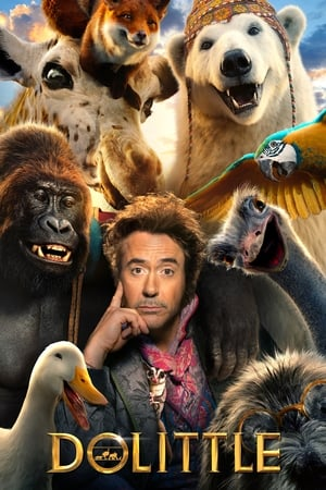 Image As Aventuras do Dr Dolittle