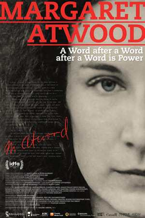 Image Margaret Atwood - A Word after a Word after a Word is Power