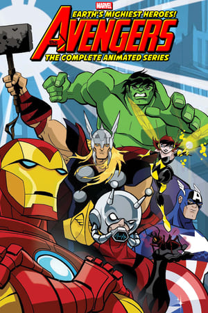 Image The Avengers: Earth's Mightiest Heroes