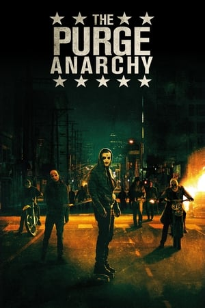 Poster The Purge: Anarchy 2014