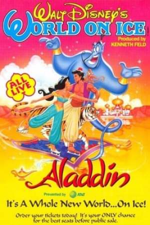 Image Aladdin on Ice