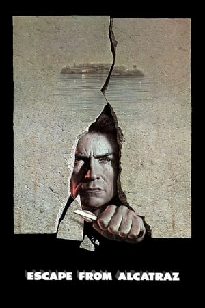 Poster Escape from Alcatraz 1979
