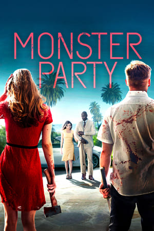 Poster Monster Party 2018