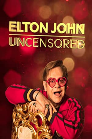 Image Elton John : Uncensored