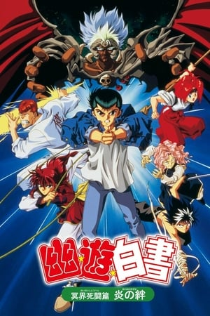 Image Yu Yu Hakusho: The Movie - Poltergeist Report