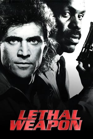 Poster Lethal Weapon 1987