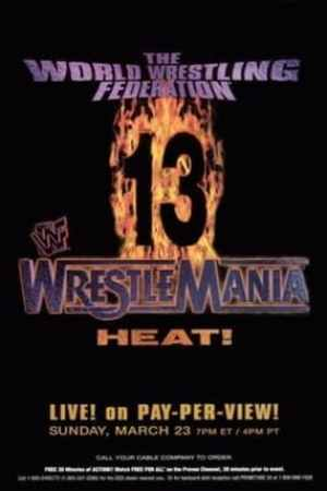 Image WWE WrestleMania 13