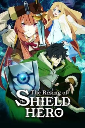 Poster The Rising of the Shield Hero 2019