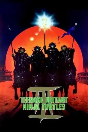 Image Teenage Mutant Ninja Turtles III