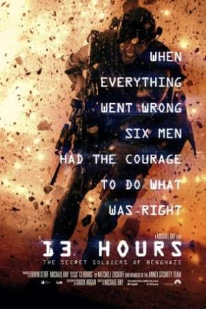 Image 13 Hours: The Secret Soldiers of Benghazi