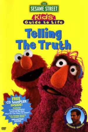 Image Sesame Street: Kid's Guide to Life: Telling the Truth