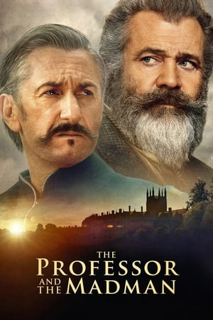 Poster The Professor And The Madman 2019