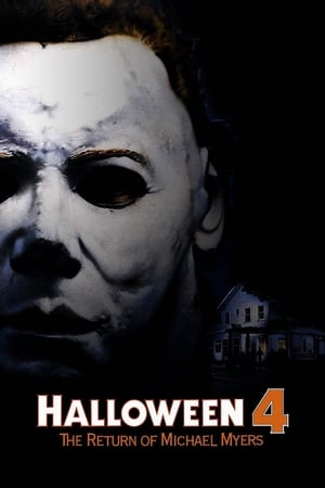 Poster Halloween 4: The Return of Michael Myers 1988