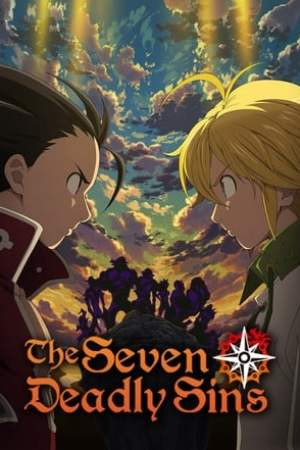 Poster The Seven Deadly Sins 2014