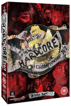 Image The History of The WWE Hardcore Championship