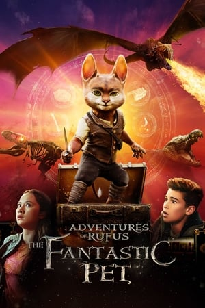 Poster Adventures of Rufus: The Fantastic Pet 2020
