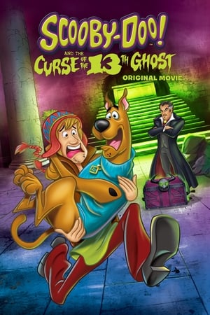 Poster Scooby-Doo! and the Curse of the 13th Ghost 2019