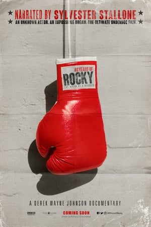 Poster 40 Years of Rocky: The Birth of a Classic 2020