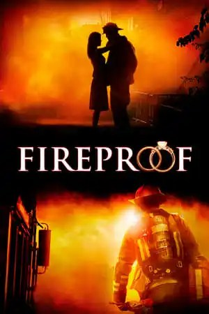 Poster Fireproof 2008