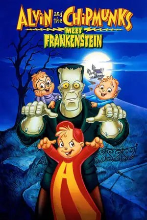 Image Alvin and the Chipmunks Meet Frankenstein