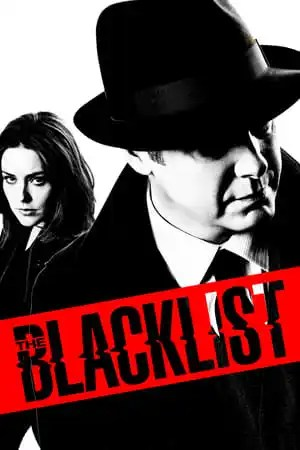 Poster The Blacklist 2013