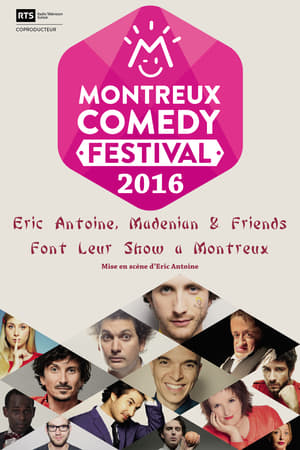 Eric Antoine, Madénian & Friends font leur show à Montreux