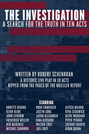 Image The Investigation: A Search for the Truth in Ten Acts