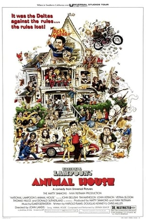 Unseen + Untold: National Lampoon's Animal House