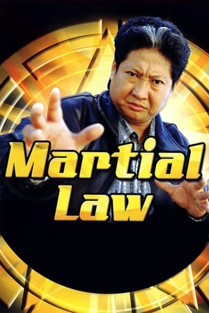 Poster Martial Law 1998