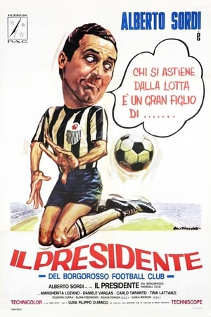 Image Il presidente del Borgorosso Football Club