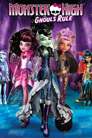Image Monster High: Ghouls Rule